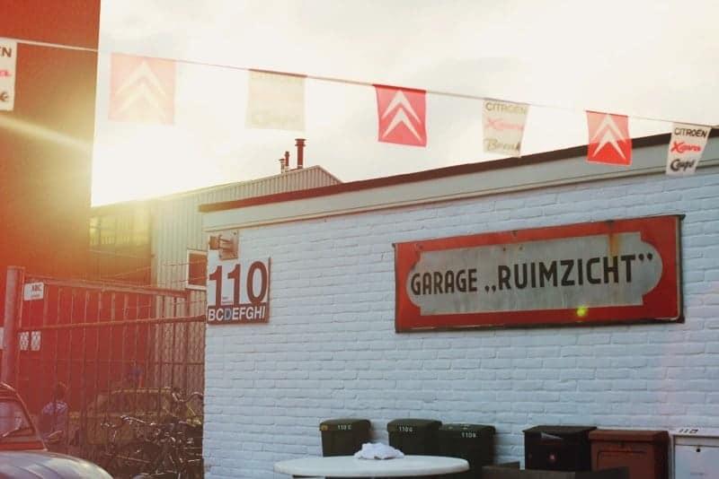 Garage Ruimzicht Amsterdam
